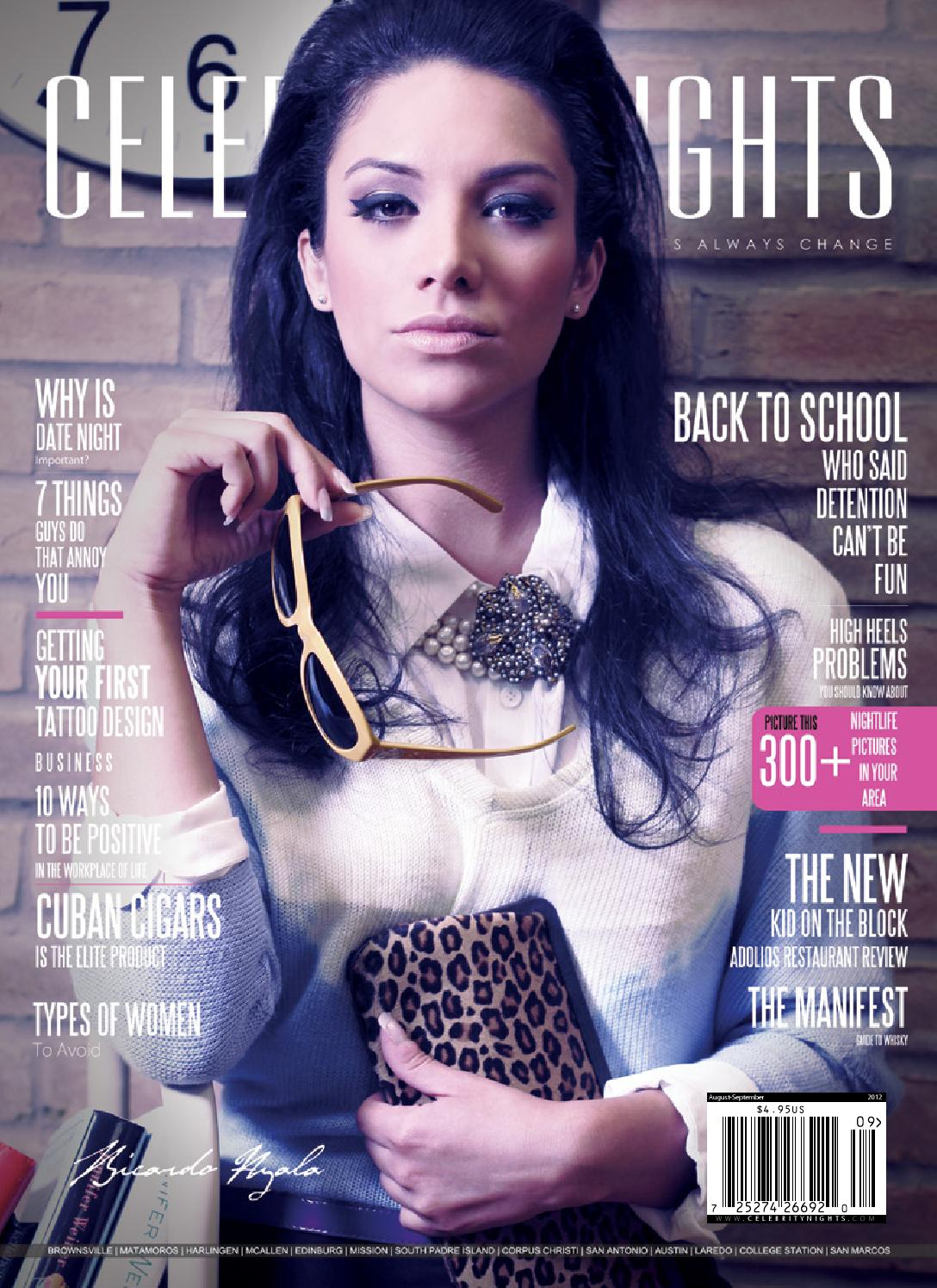Celebrity Nights Issue 11 by Celebrity Group Magazines - issuu