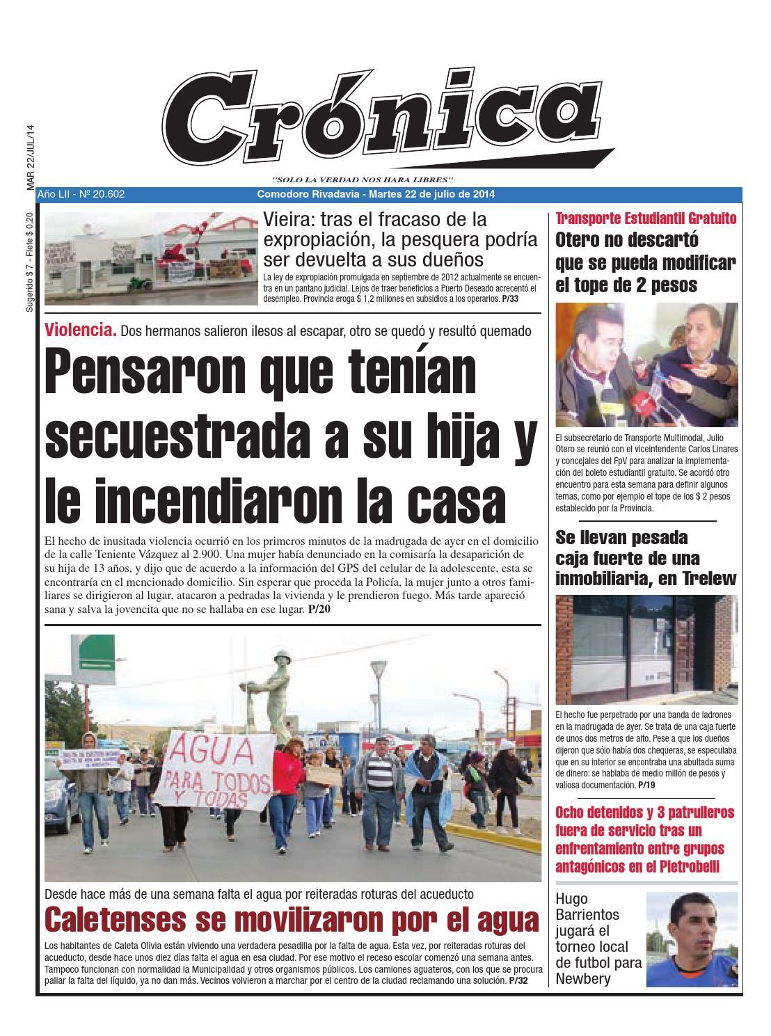 1b0c5746e5e349f68dfb0fb922cd8ad3 by Diario Crónica - issuu