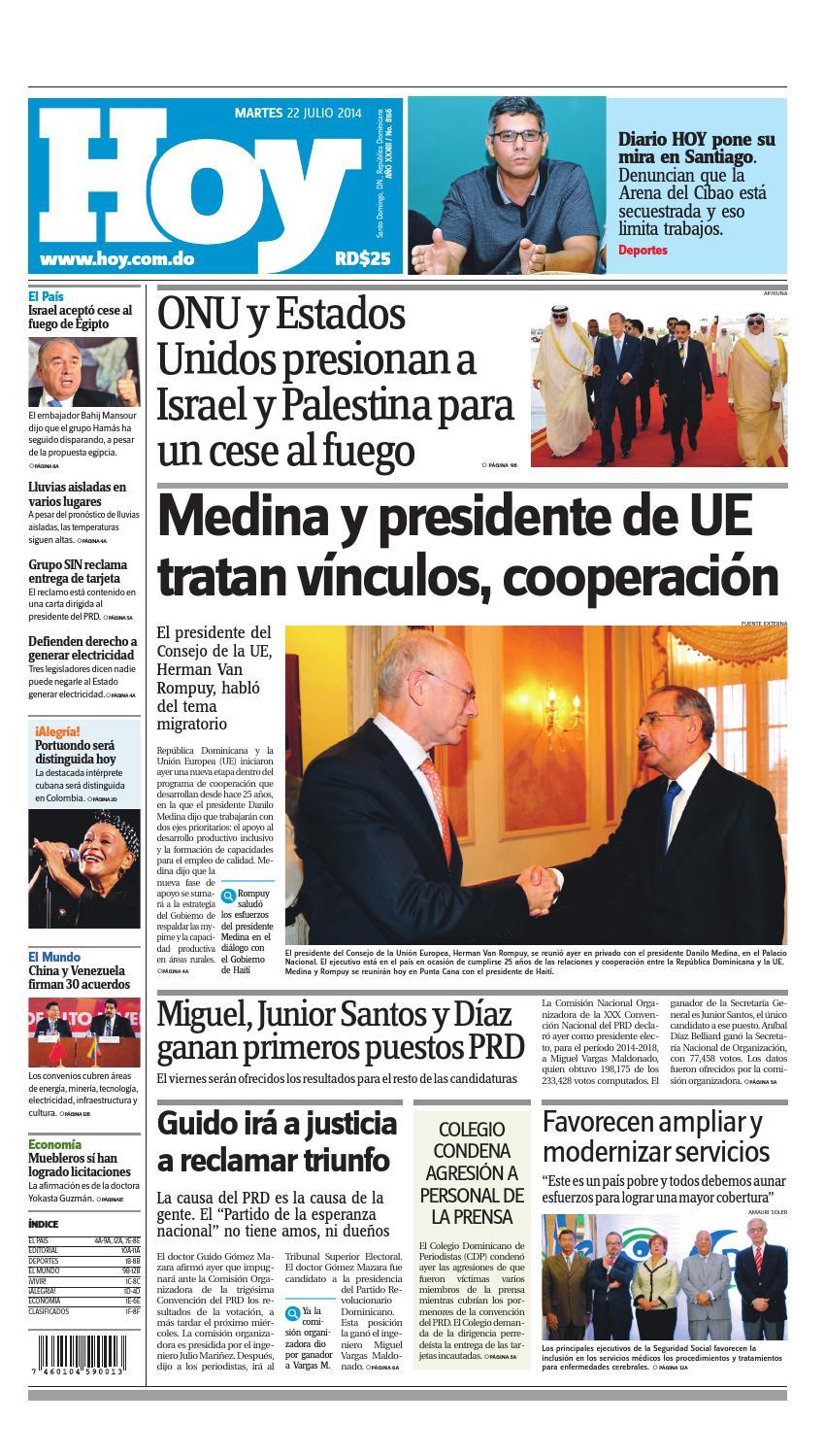 Periodico hoy 22 de julio 65885c12aa4