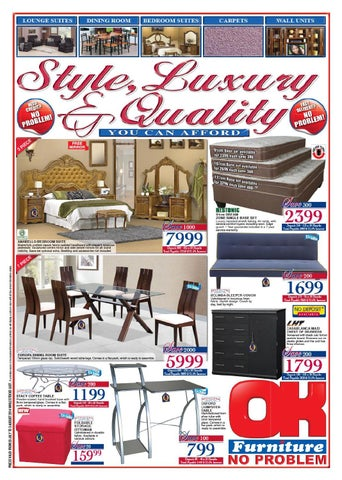OK Furniture Website Furniture Catalogue Validity 23 July 3 August 2014