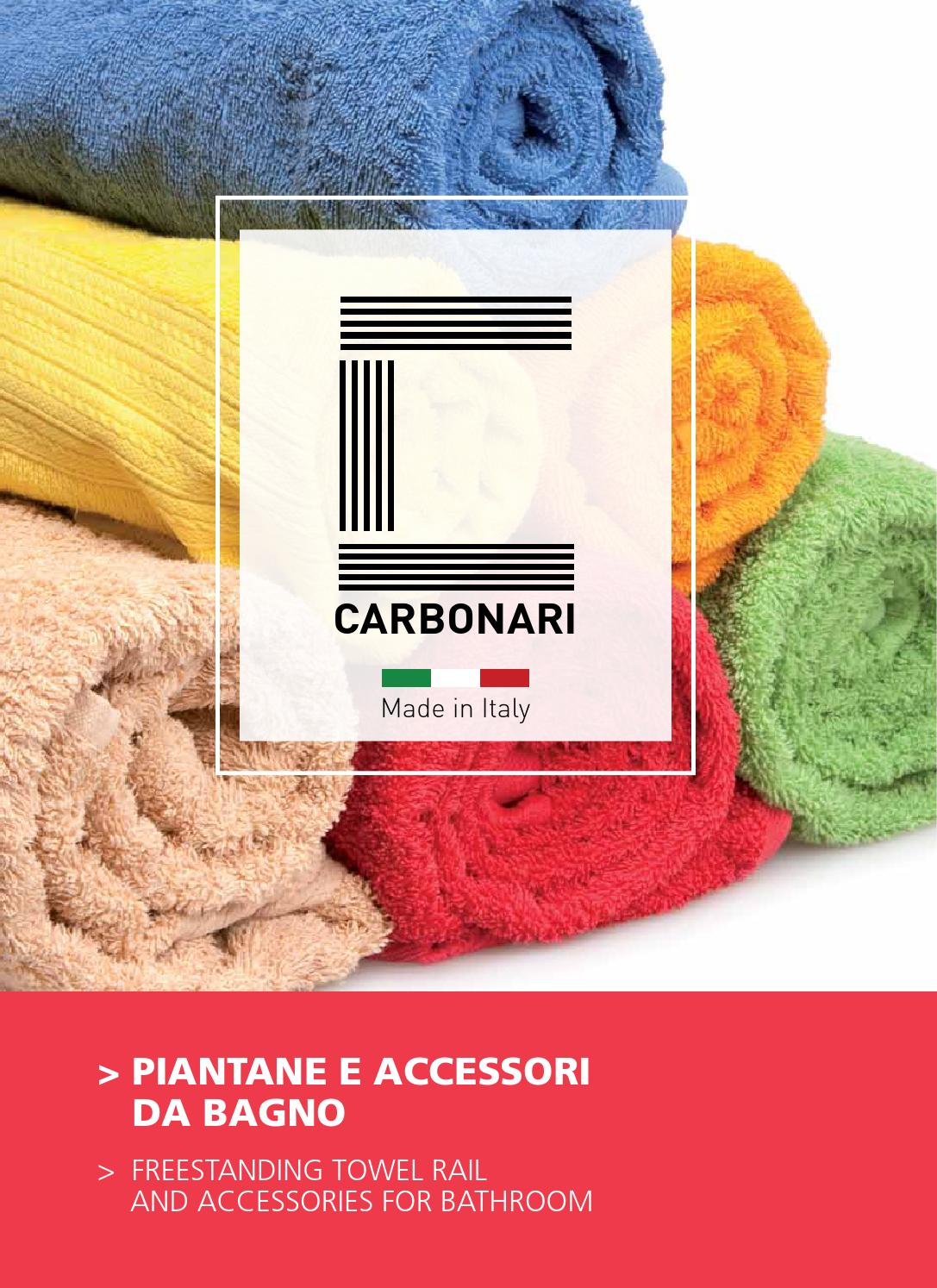 Accessori Da Bagno Carbonari.Catalogo Carbonari 2014 By E Xtrategy Issuu