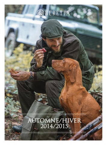 8f58aaf0a11b4 Beretta Catalogue AUTOMNE/HIVER 2014/2015 Collection by BERETTA - issuu