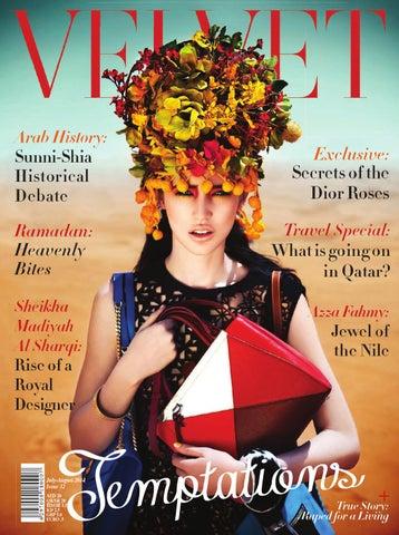ceb0651b857 Velvet July-August Issue 2014 by Velvet - issuu