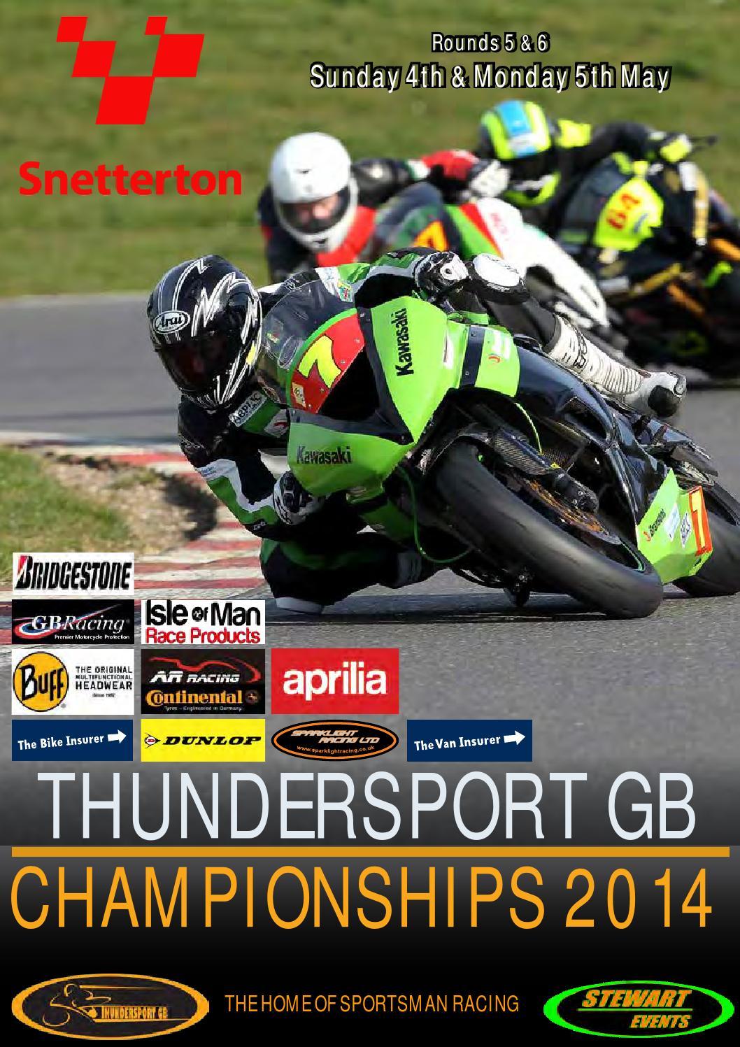 The Bike Insurer >> ThundersportGB Snetterton 2014 by ThundersportGB - Issuu