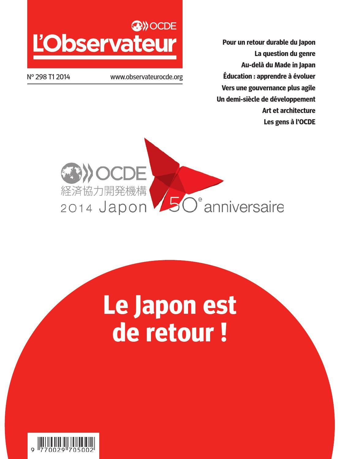 f6f56cd757f1 L Observateur de l OCDE 298 t4 2014 by OECD - issuu