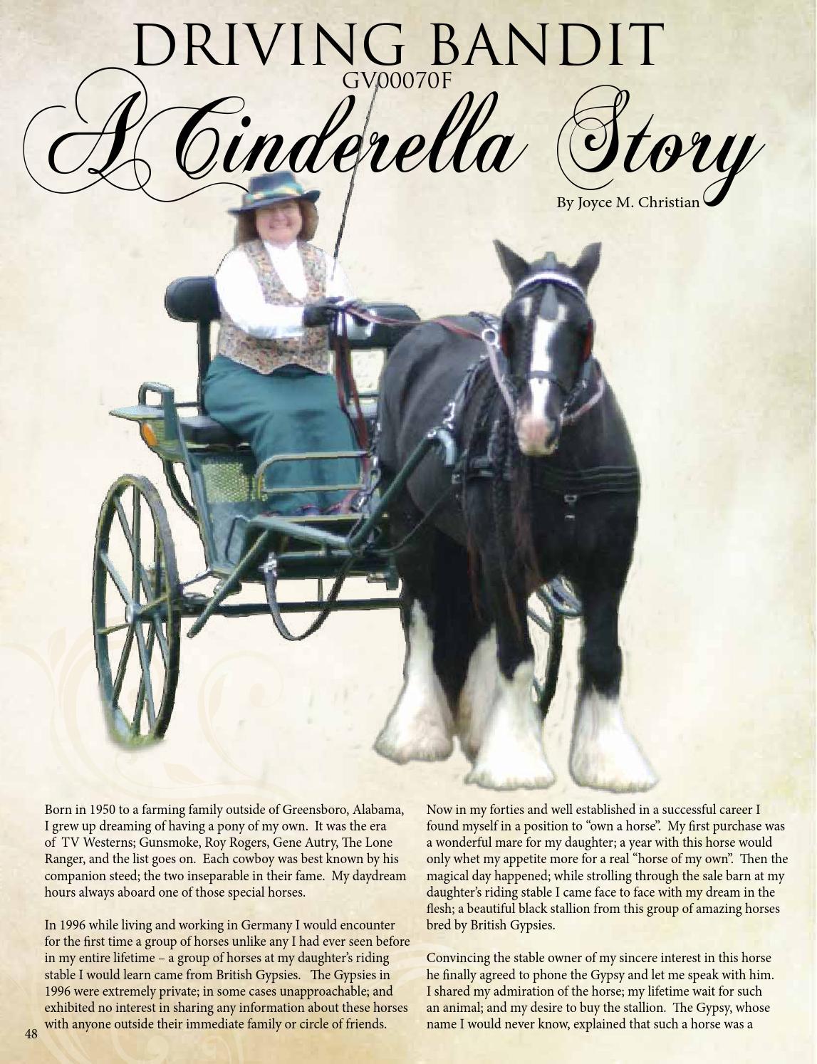 Gypsy Vanner Horse Society - The Vanner