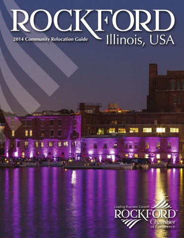 2014 Rockford Chamber Community Relocation Guide By Rockford Chamber