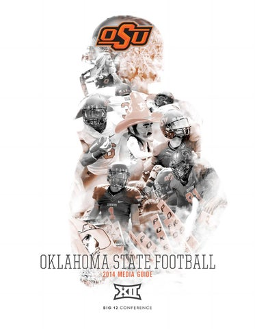 2014 Cowboy Football Media Guide by Oklahoma State Athletics - issuu bc6d80d59