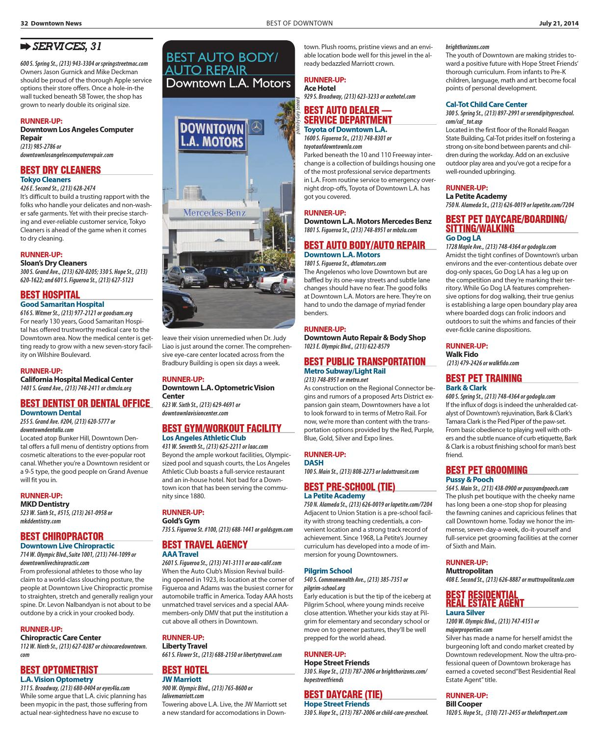07-21-14 by Los Angeles Downtown News - issuu