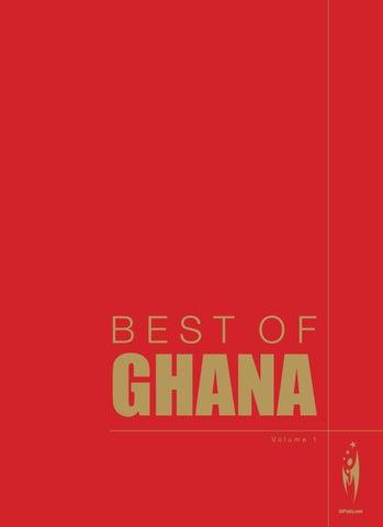 Best of ghana volume 1 by sven boermeester issuu page 1 fandeluxe Gallery