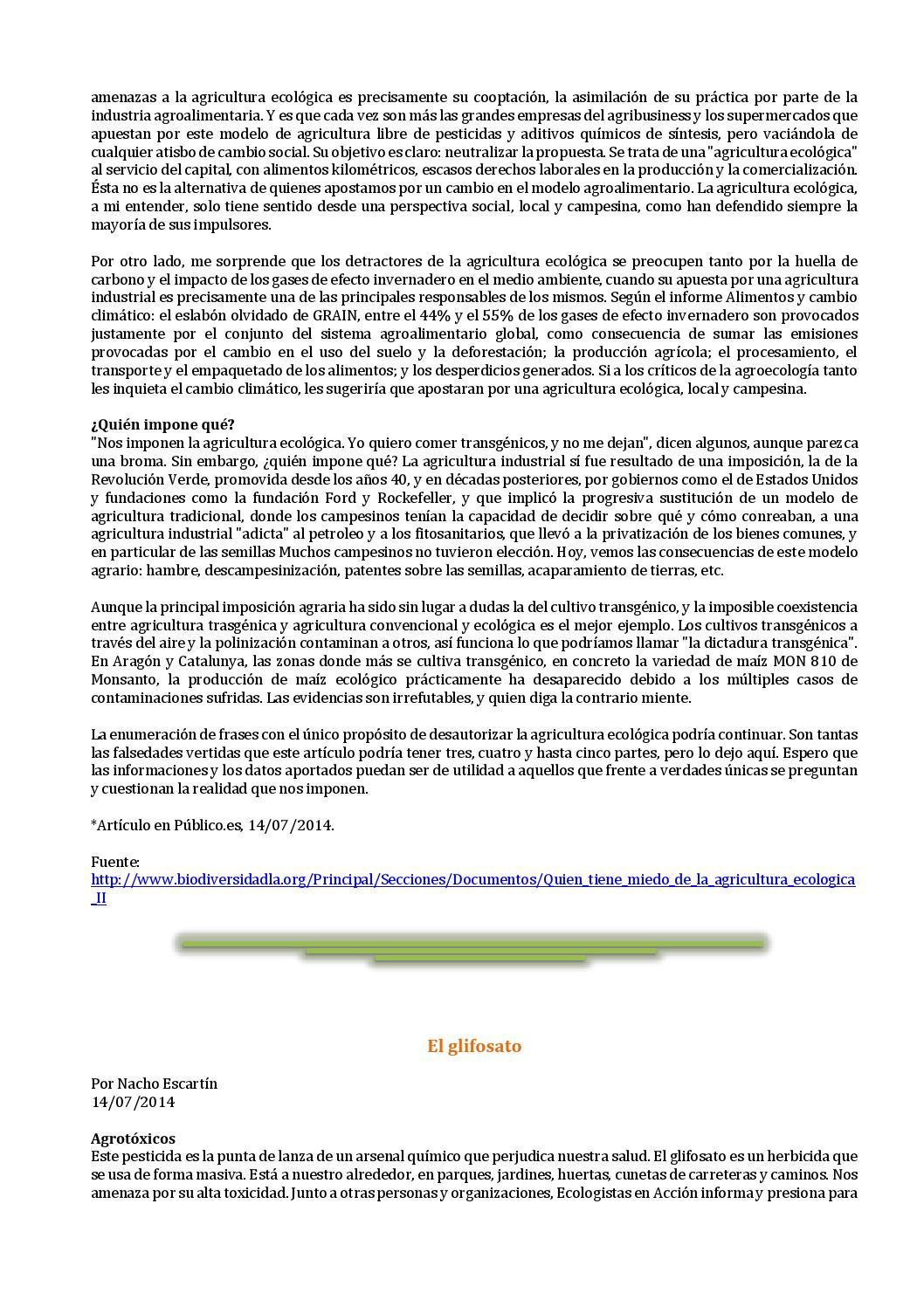 Boletín Compartiendo Nro 26 2014 By Centro Ideas Ong Issuu