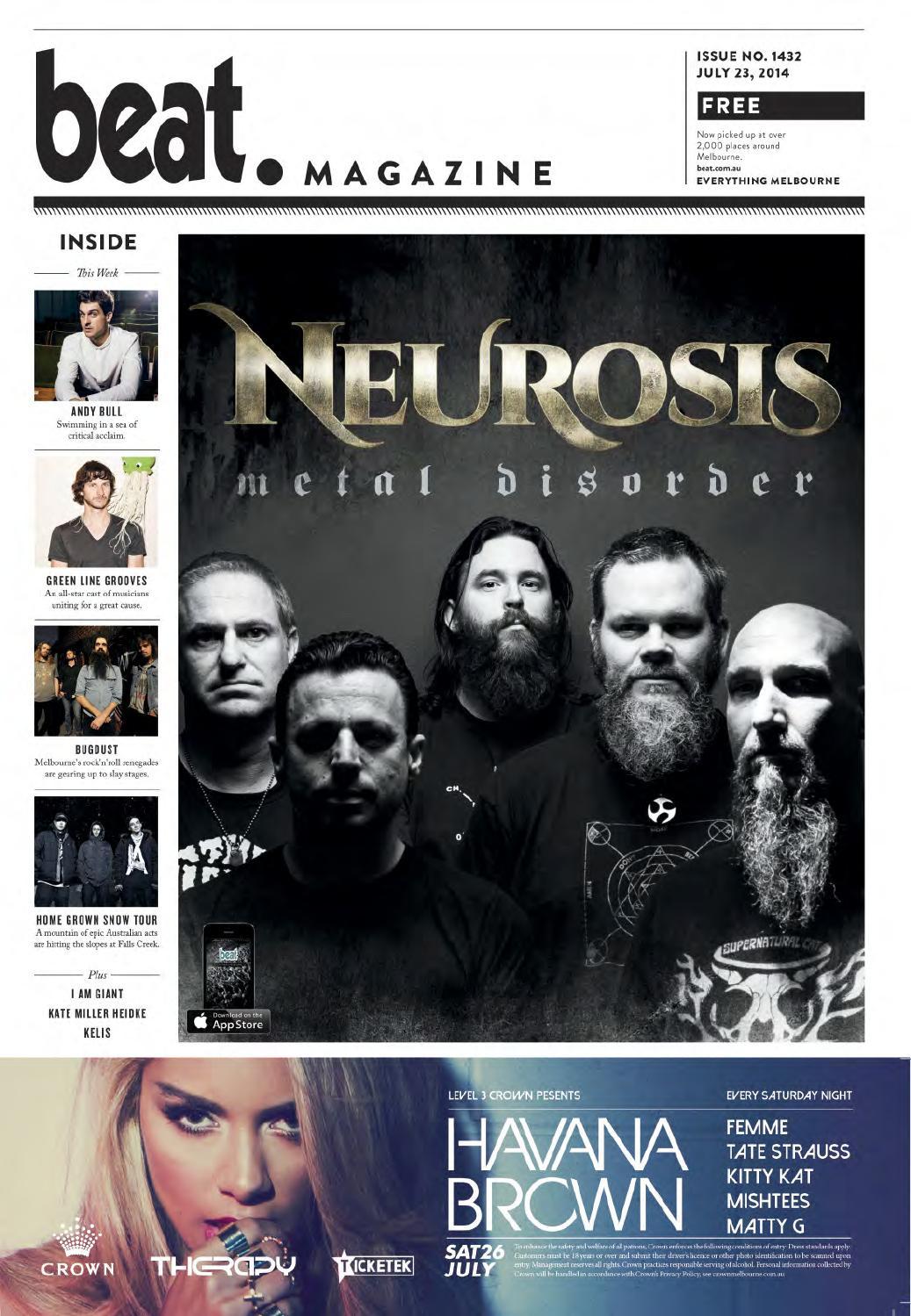 Beat Magazine #1432 by Furst Media - issuu