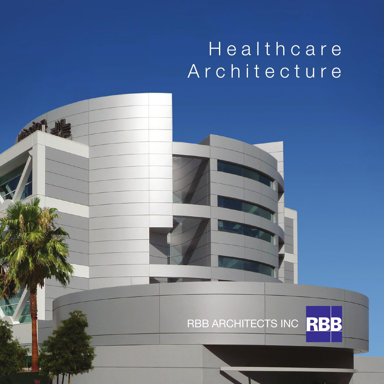 Rbb architects inc healthcare architecture by rbb for Most successful architectural firms