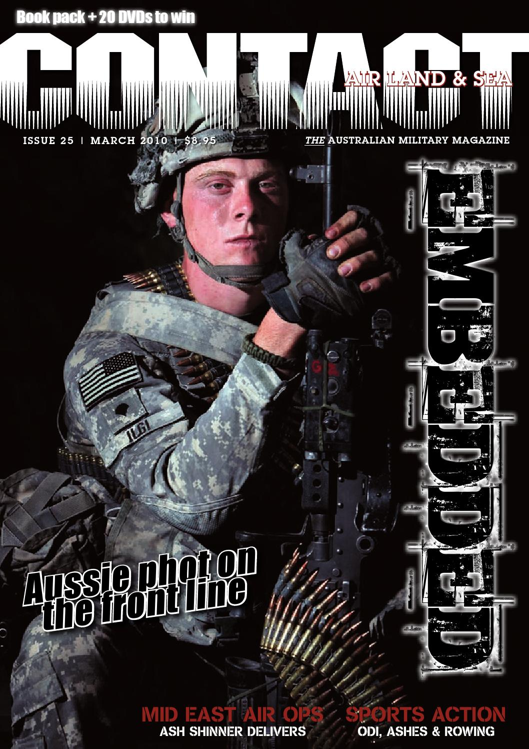 Afx Army Cadets contact 25contact publishing - issuu