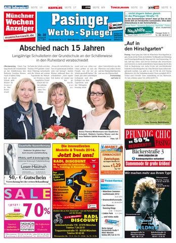 KW 41 2014 by Wochenanzeiger Me n GmbH issuu