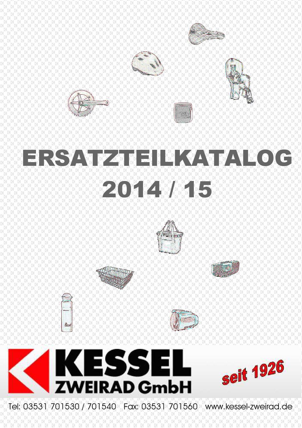 Ersatzsteil Katalog 2014/15 Kessel Zweirad by Julian Winter - issuu