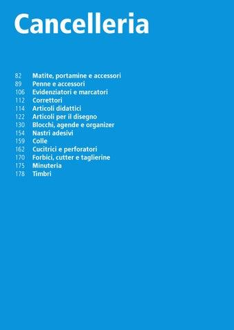 970c0e6fd0 Catalogo generale Buffetti 2014 - Cancelleria by Buffetti Shop - issuu