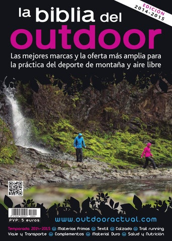 La Biblia del Outdoor 2014-15 by Outdoor Actual - issuu c6ff4843f4a