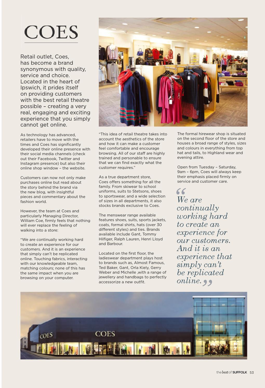 Best of Suffolk 2014 by Tilston Phillips - issuu