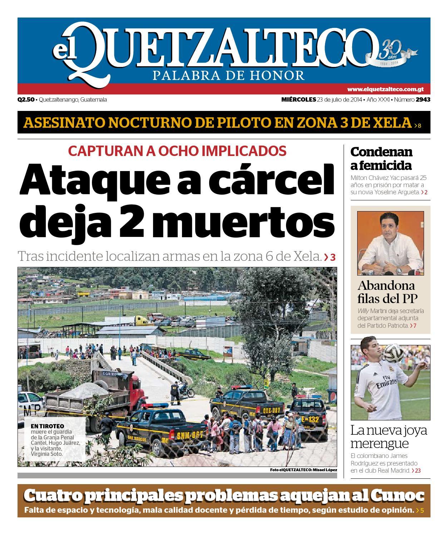elQUETZALTECO 2943 by elQuetzalteco - issuu