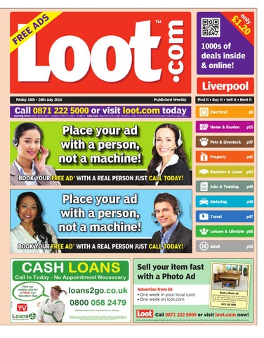 e9903f106 Liverpool Loot, 18th July 2014 by Loot - issuu