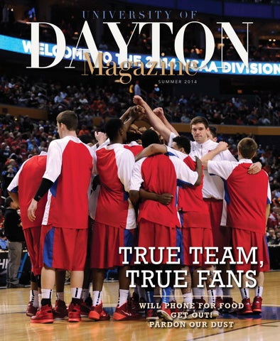 University of Dayton Magazine 13c4069cd