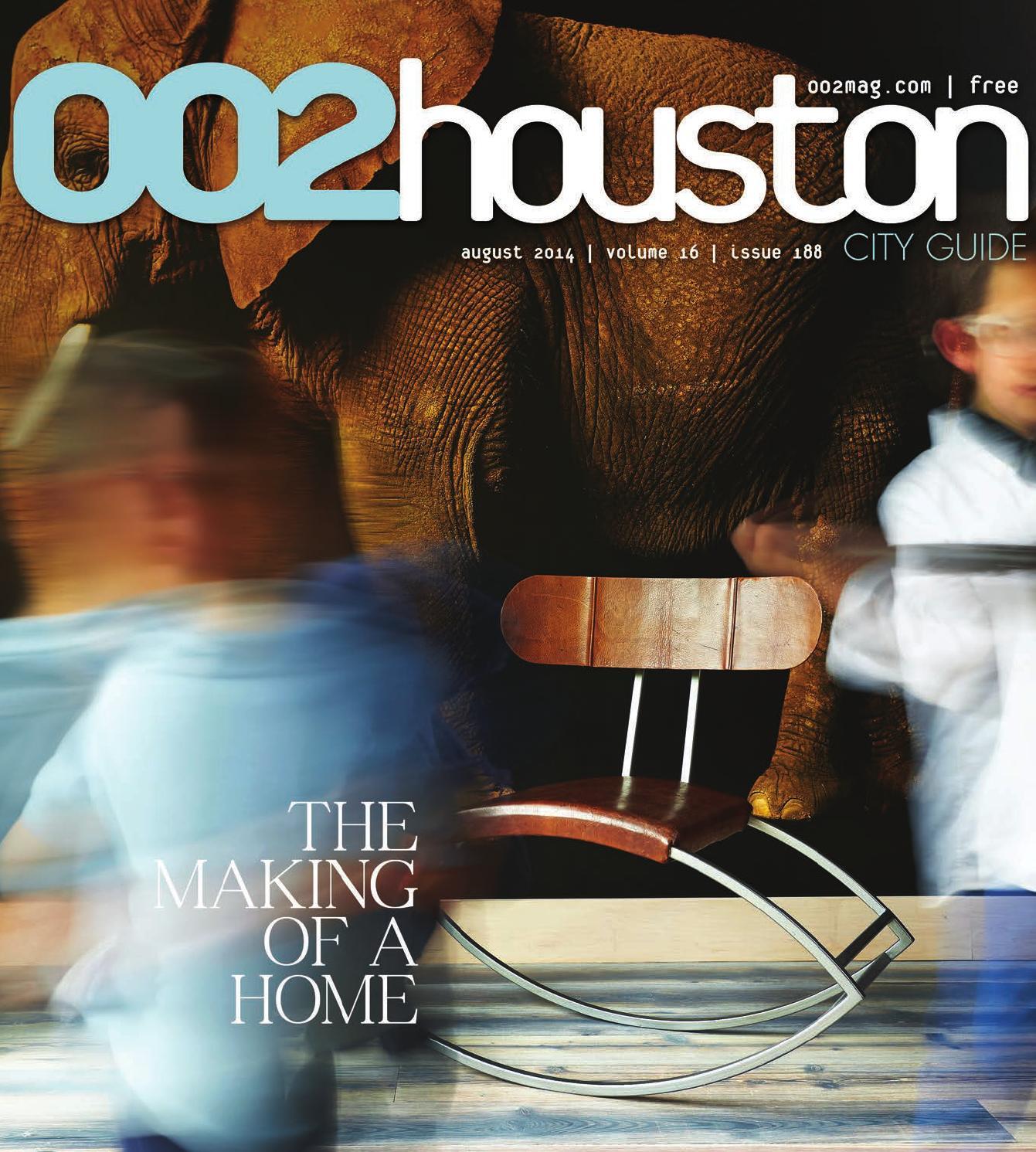 August 2014 by 002houston magazine - issuu