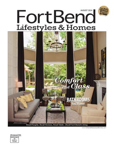 c92d3c847f Fort Bend Lifestyles & Homes August 2014 by Lifestyles & Homes ...
