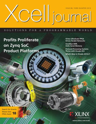 Xcell journal issue 88 by Xilinx Xcell Publications - issuu