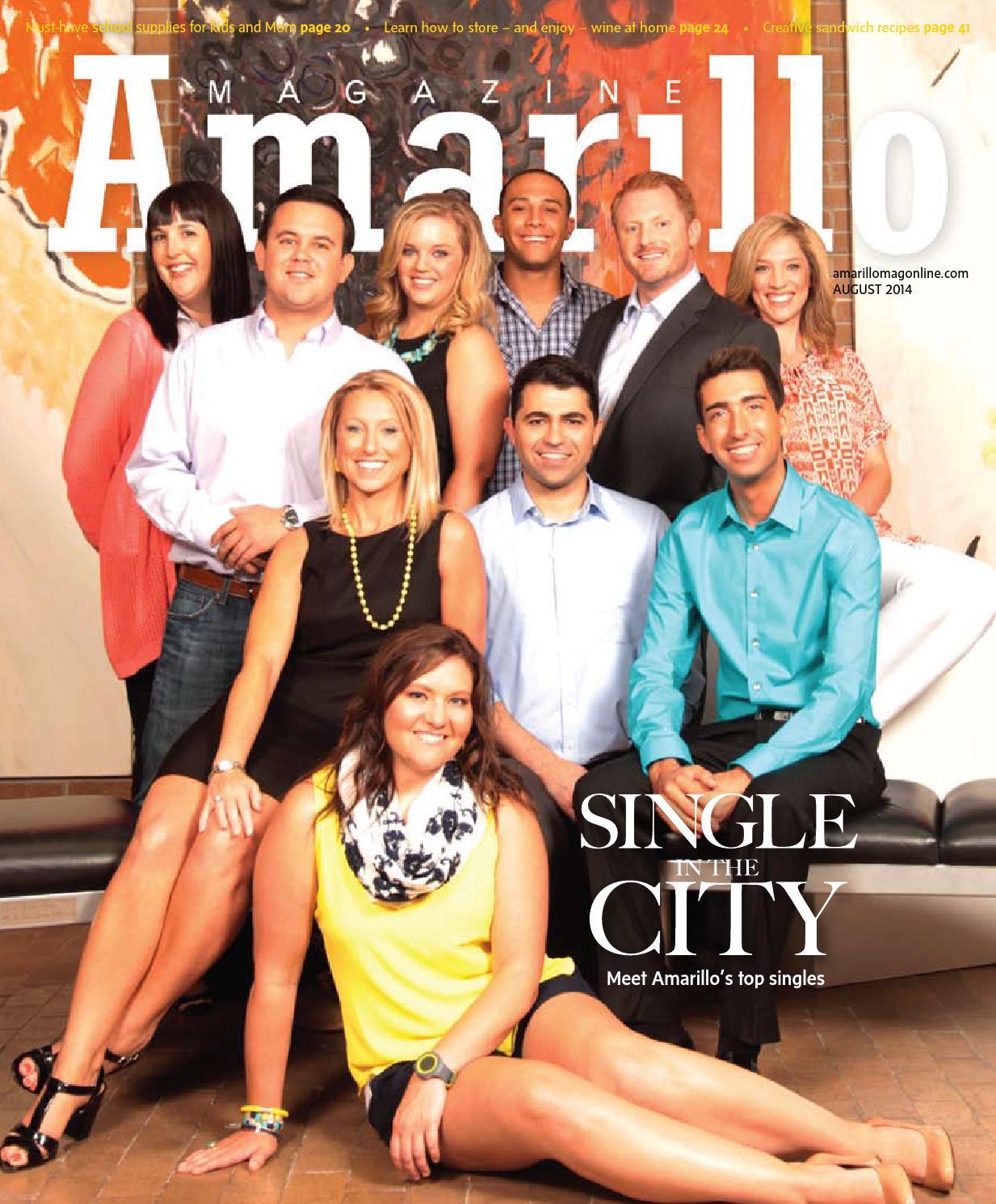 Amarillo singles