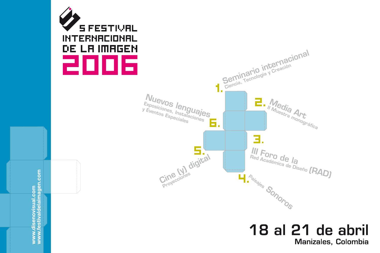 V Festival Internacional De La Imagen 2006 By Festival Internacional