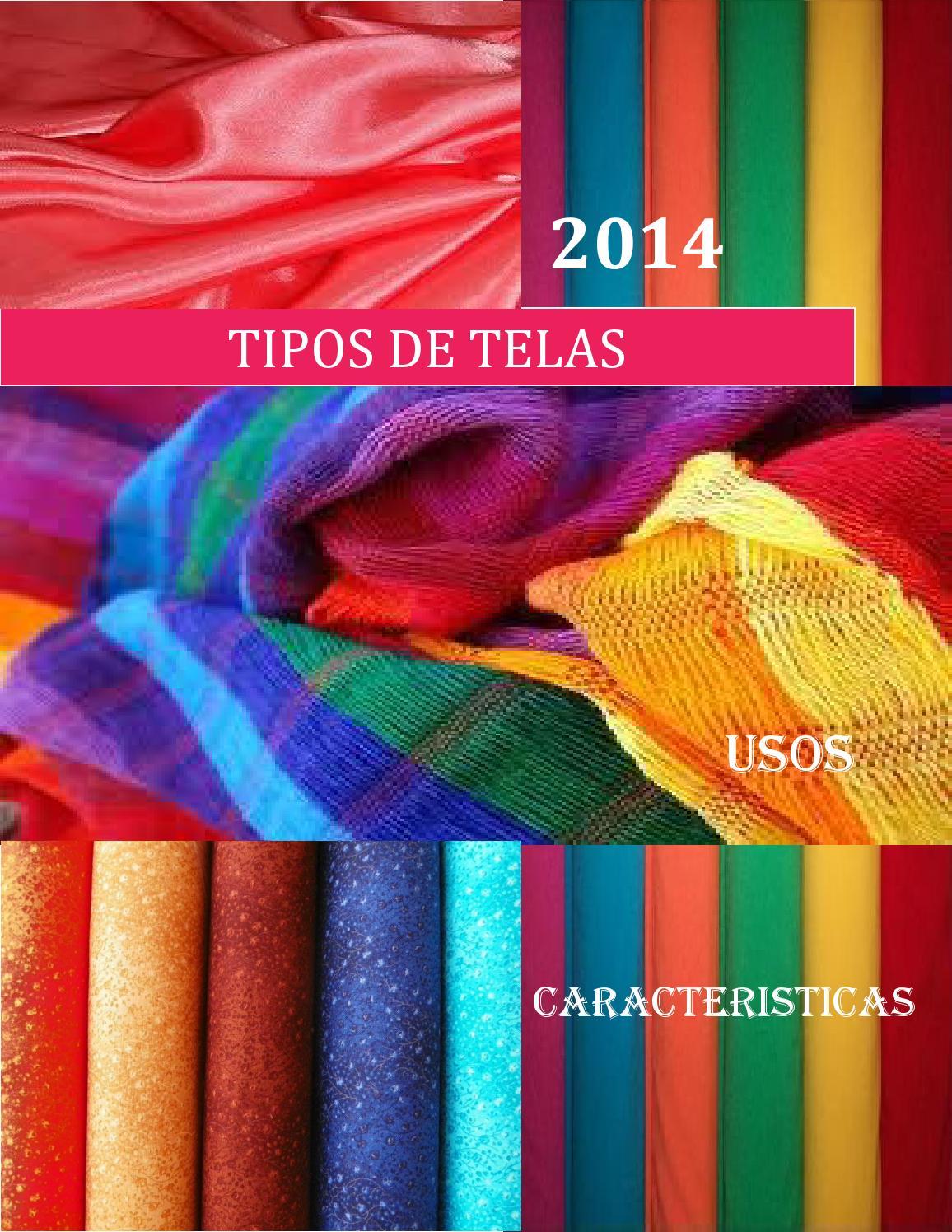 Revista de tipos de telas lida suquillo by lida issuu for Telas para visillos de salon