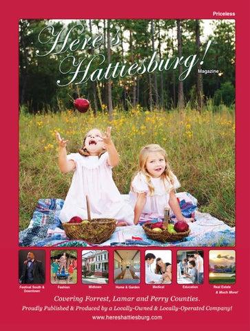 4cfda9240666 Heres Hattiesburg! 2014 by M   M Publishing
