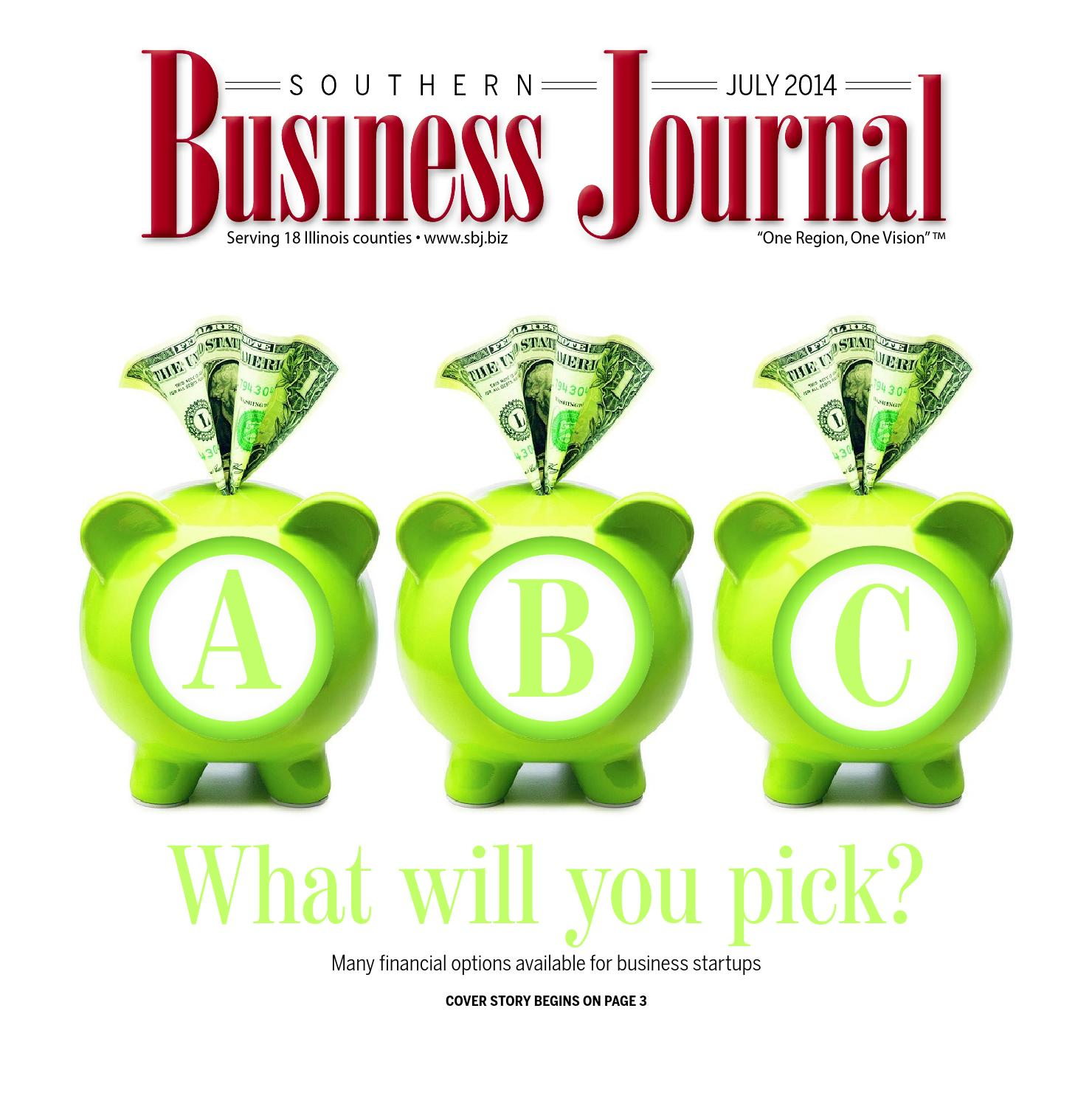 42add3d71d Southern Business Journal by The Southern Illinoisan - issuu