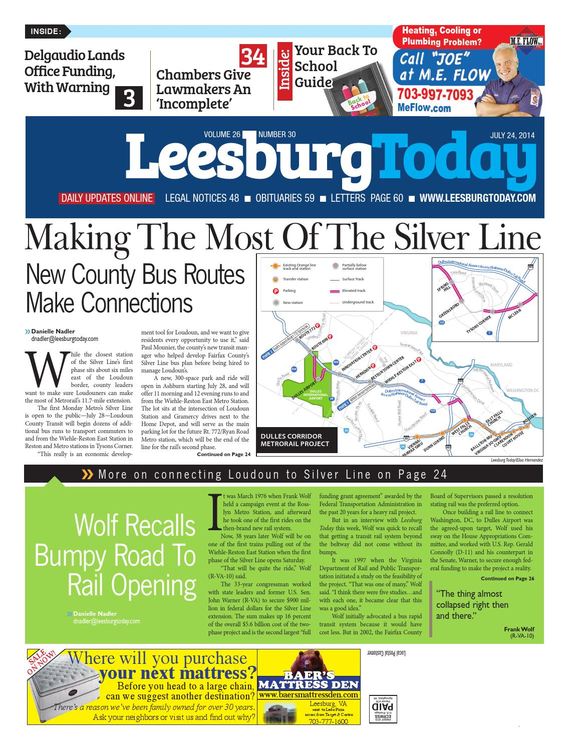 leesburg today july 24 2014 by insidenova issuu