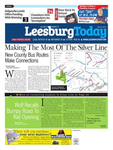 Leesburg Today July 24 2014 By Insidenova Issuu