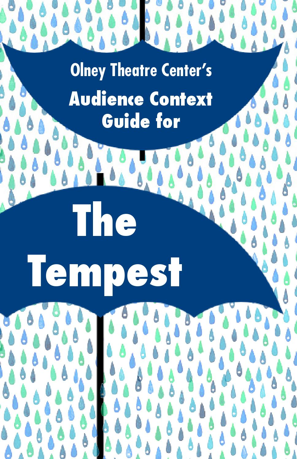 racism in the tempest Theater provided a voice and a way to disguise discussion of politically charged topics if we examine the tempest from this perspective.