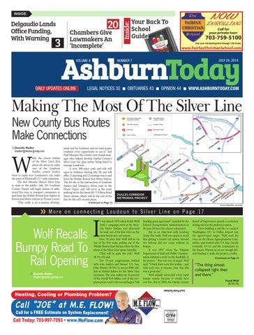 Ashburn Today July 24, 2014 by InsideNoVa - issuu