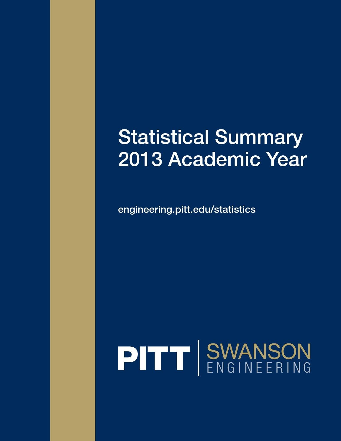 2013 Ssoe Statistical Summary By Pitt Swanson School Of Single Side Copper Clad Laminate Pcb Circuit Board Ccl Alex Nld Engineering Issuu