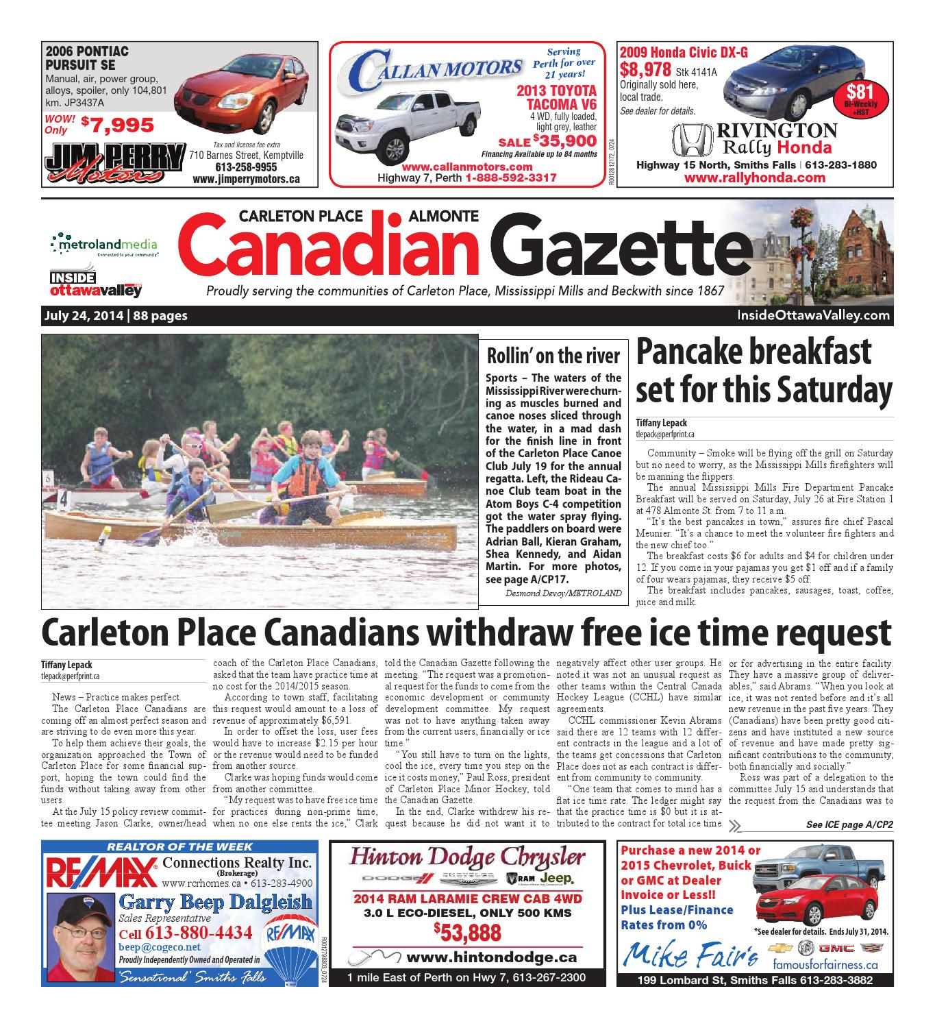Almontecarletonplace072414 by metroland east almonte carleton almontecarletonplace072414 by metroland east almonte carleton place canadian gazette issuu fandeluxe Images