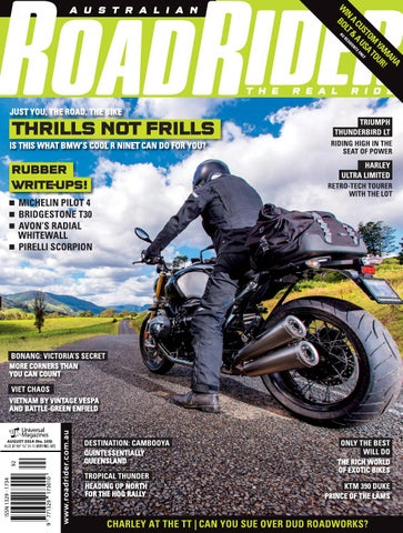 Issue 105 August 2014 By Australian Road Rider Official Issuu