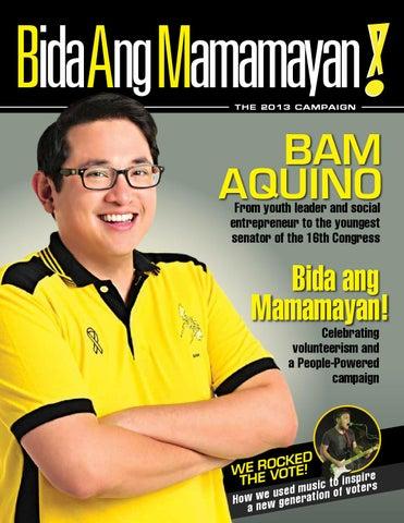 2013 Team The - Bida Campaign Bam Ang Mamamayan By Issuu Aquino