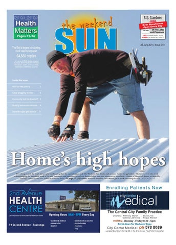 33d4195b68c The Weekend Sun 24 July 2014 by SunLive - issuu