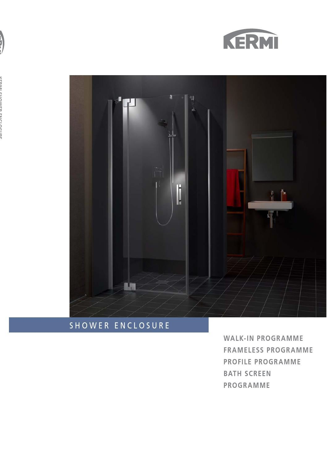 kermi showers catalogue 2013 by iris issuu. Black Bedroom Furniture Sets. Home Design Ideas