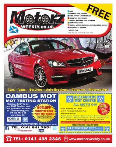 Issue 051 By Motorz Weekly Issuu