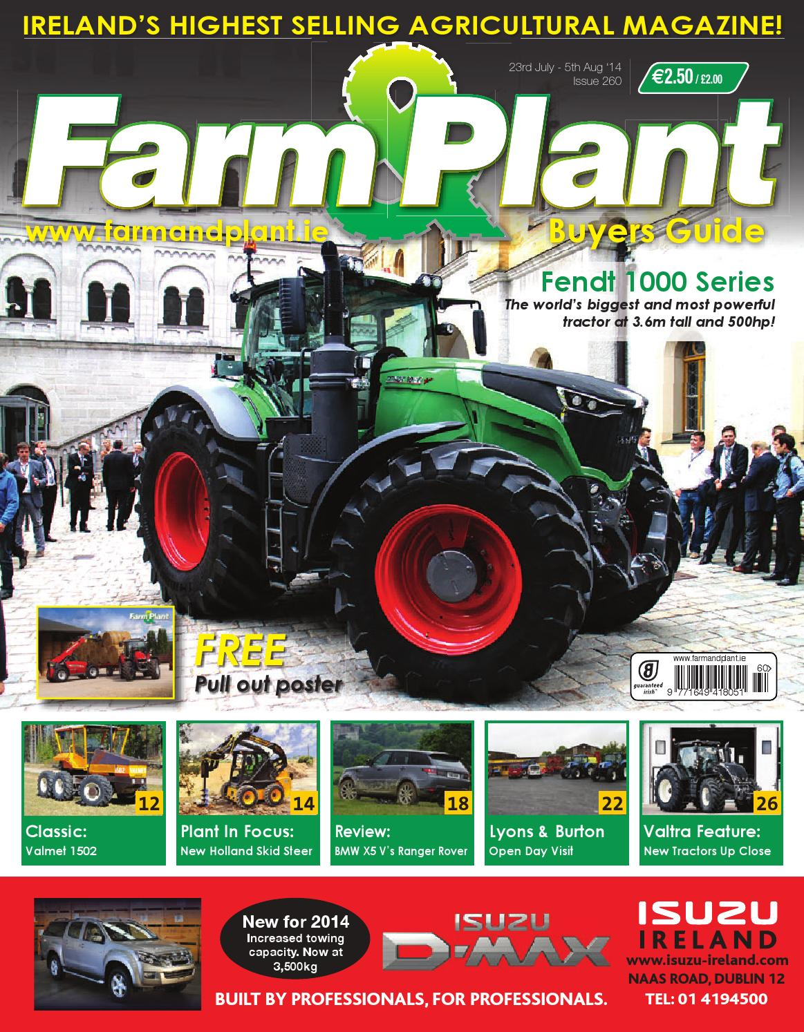 Farm Amp Plant Magazine By Clear Designs Issuu
