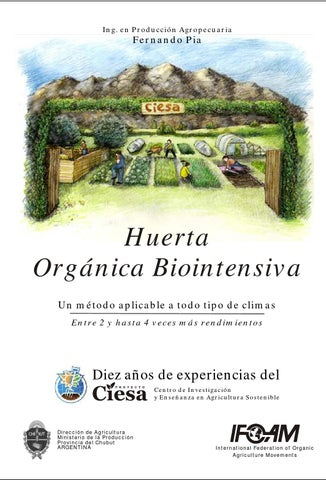 Huerta organica biointensiva by Claudia González Darricarrere - issuu 596b98b77cc
