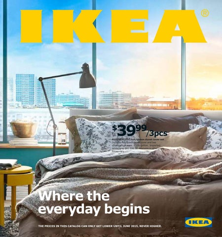 Ikea 2015 Catalog By Home Designing   Issuu