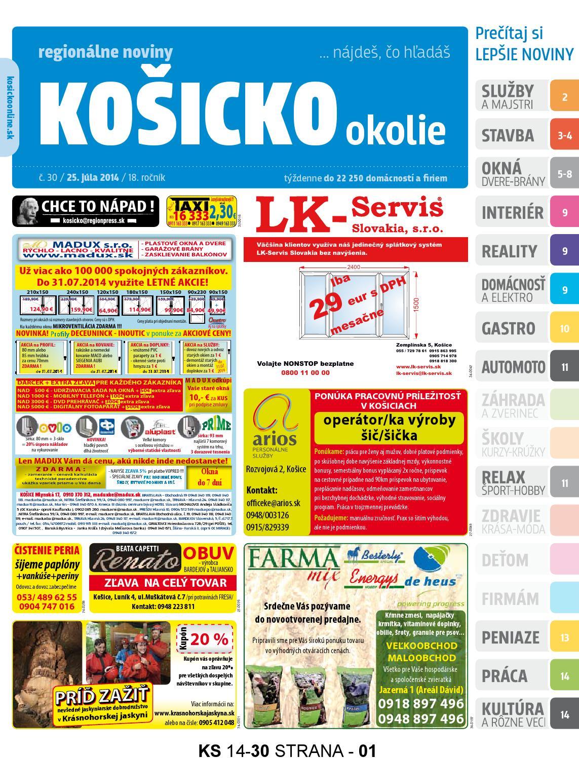 0ebd31c3a Ks1430 by REGIONPRESS - Kosicko - issuu