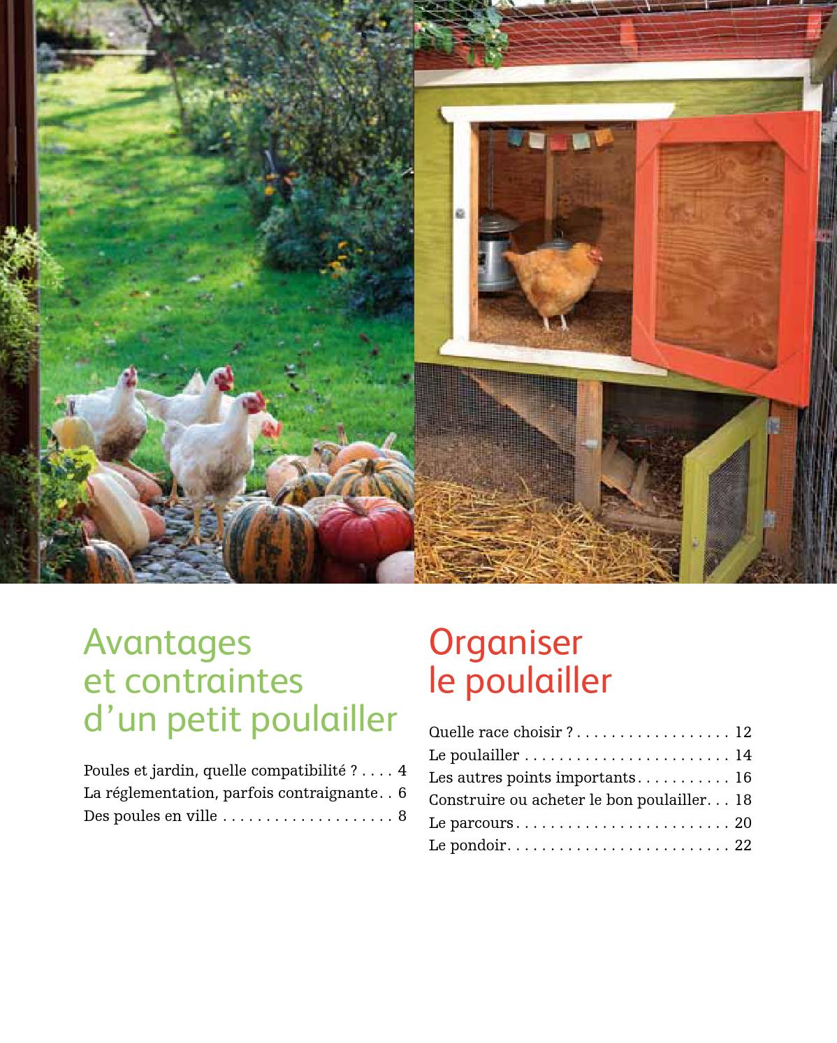 extrait quelques poules dans mon jardin ditions ulmer by ditions ulmer issuu